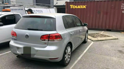 quick sale golf tsi 118 Welshpool Canning Area Preview