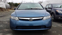 2008 Civic 4 Door Automatic ((NEW MVI)) CAll or Text 209-9180