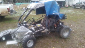 Go Kart for cheap for sale Prince George British Columbia image 1