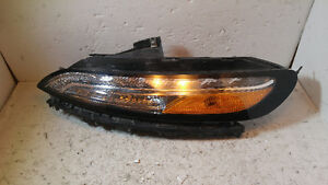 CHEROKEE 2014 2015 2016 LUMIERE GAUCHE OEM LEFT HEAD LIGHT LAMP