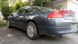 2003 Chrysler Intrepid SE Sedan Runs Great