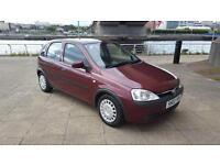 2003 Vauxhall Corsa 1.2 i 16v Club Easytronic 5dr