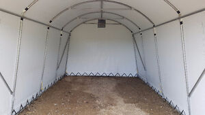 Sheds for Boat or Vehicle Storage