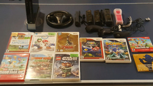 Nintendo Gamecube [NGC] + Nintendo Wii [WII] Systems + GAMES