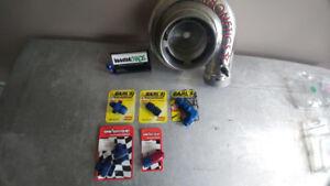 Honda russel race fittings viper misc parts
