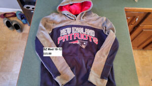 Youth / Kids Patriots Team sweaters