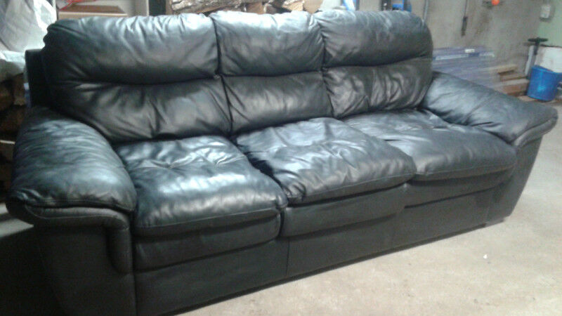 Lazy Boy Leather Sofa Bed Couches Futons Kitchener Waterloo Kijiji