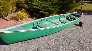 16 foot Coleman Scanoe (canoe)