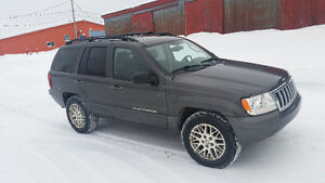 2004 Jeep Grand Cherokee Limited VUS