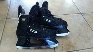 Patins hockey Bauer Supreme 1000 custom (taille 7 1/2 femme)