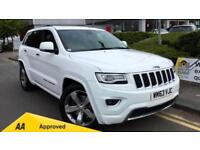 2014 Jeep Grand Cherokee 3.0 CRD Overland 5dr Automatic Diesel Estate