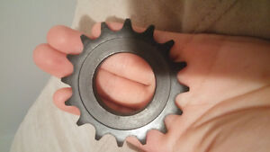Dura ace 16T track bike sprocket pour velo de piste 16 dents