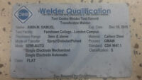 Mig Welder looking for work