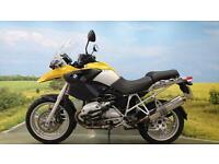 BMW R1200 GS 2005** Service History,Beowolf Exhaust, Shaft Drive