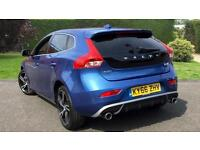 2016 Volvo V40 D4 (190) R DESIGN Pro with SEN Manual Diesel Hatchback