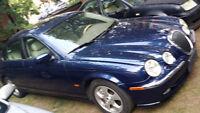 2002 Jaguar S-TYPE Sedan Amazing car!