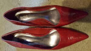 Variety of women's heels & boots
