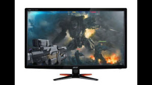 Acer GN246HL 144hz 1ms Gaming Monitor!