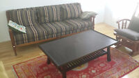 Moving and selling furniture (tables, chairs, couch, beds, desk)