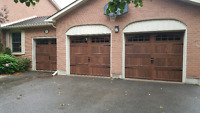 GARAGE DOOR AND OPENER SALES SERVICE AND INSTALLATIONS