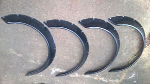 FENDER FLARES For DODGE1500/2500/3500 & FORD 150/250/350