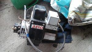 moteur pour fournaise a l'huile