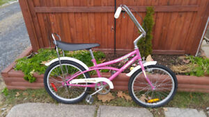 "20"" bicycle Pink CCM ""Mustang Sally"""