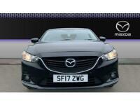 2017 Mazda 6 2.0 SE-L Nav 4dr Petrol Saloon Saloon Petrol Manual