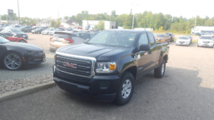 2016 GMC Canyon 4x2. AUTO Bluetooth and acc.