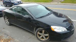 2007 Pontiac G6 GT Coupé (2 portes)