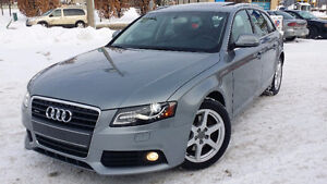 2009 Audi A4 2.0T Avant Wagon - Pano Roof! Rare Find! Kitchener / Waterloo Kitchener Area image 1