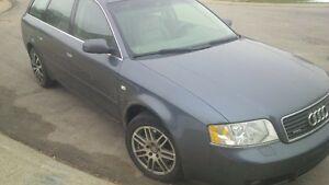 2004 Audi A6 Avant 3.0L  $6700 sell ASAP