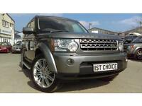 2009 LAND ROVER DISCOVERY 4 TDV6 HSE GREAT SPEC AND FULL LAND ROVER HISTORY