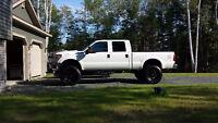 "2014 Ford F-250 XLT Pickup Truck6.2L with an 8"" lift"