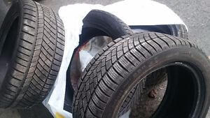 245/45 r18 WINTER Contiwinter contact