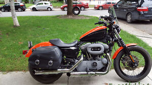 Mint Certified Harley-Davidson 1200 Nightrider only 9,200 kms!