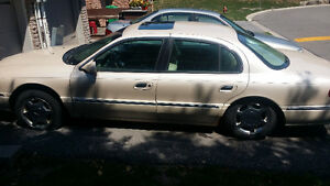 AS IS 2001 Lincoln Continental Sedan Best Offer