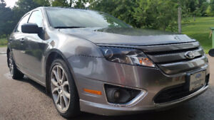 Great Car 2011 Ford Fusion SE Sedan