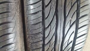 4 pneus 195 55 16 sailun atrezzo sh402 les pneus ont 3000km 2 pn