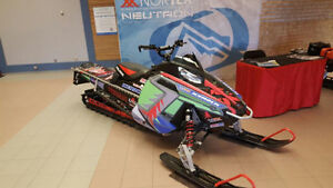 """REDUCED FOR QUICK SALE!!!!  2015 PRO RMK 800 163"""""""