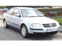 VW PASSAT 2.0 FULL 12 MONTHS MOT ONE OWNER