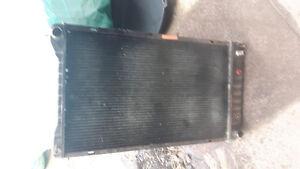 Truck radiator for 80's chev. GMC