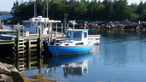 NEW PRICE! 24 foot Converted Sailboat, trailer, and motor