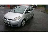 2005 mitsubishi colt automatic very low miles
