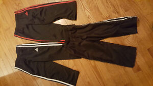 Athletic Pants Size 5 ( 2 from Adidas)