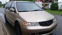 2000 Honda Odyssey Fourgonnette