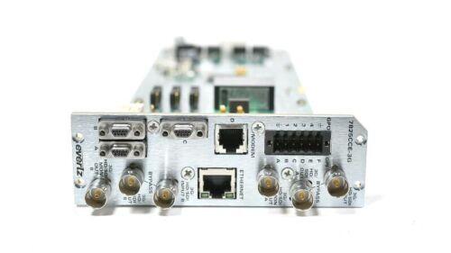 Evertz 7825CCE-3G 3G/HD/SD-SDI Modular Closed Caption Encoder 3RU for 7800FR