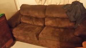Sweet deal on beautiful couch