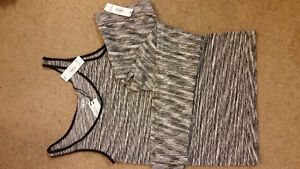 Joe Fresh Seamless active wear XS