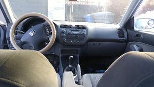 2005 Honda Autre LX-G Berline